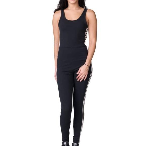 5912a512335 adidas Pants | Originals One Piece Jumpsuit Large New | Poshmark